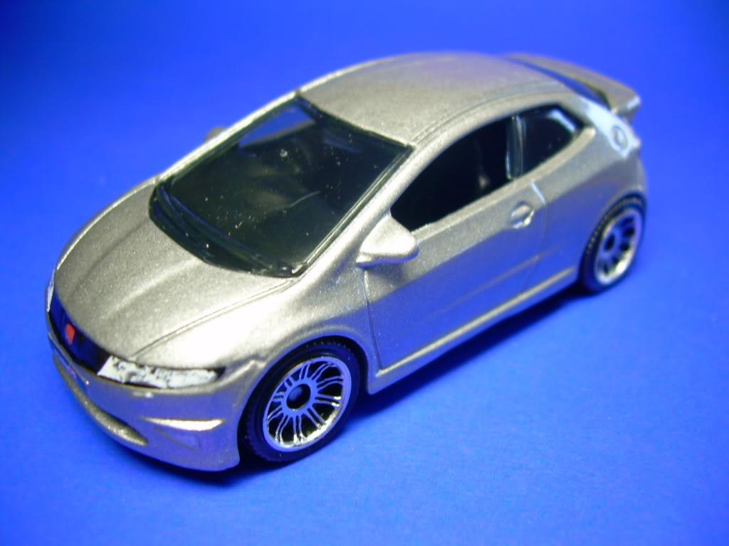 Honda Civic Type R y Mazda 2 753-2008HONDACIVICTYPER2008003