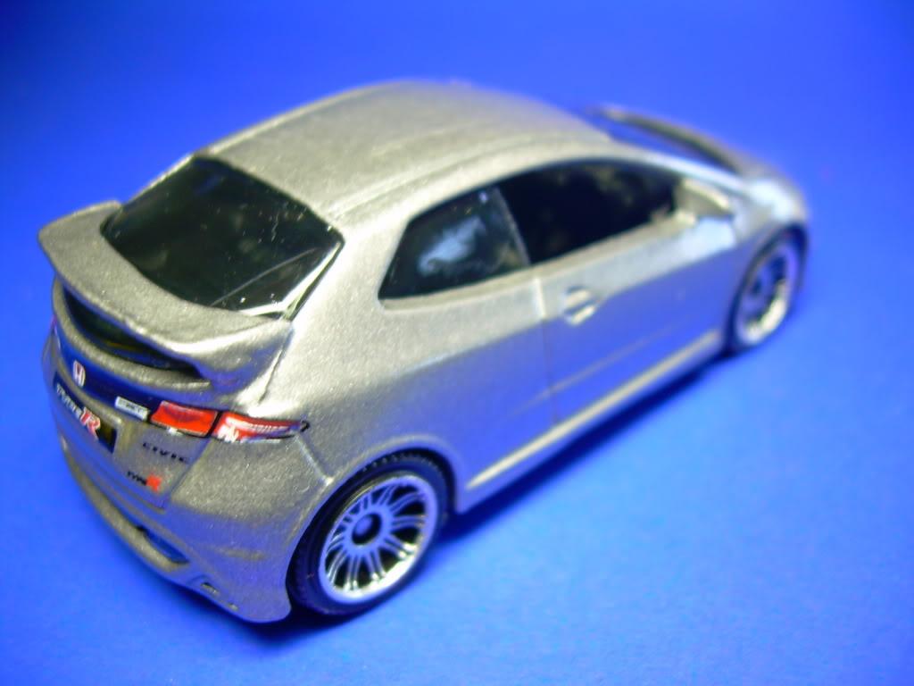 Honda Civic Type R y Mazda 2 753-2008HONDACIVICTYPER2008009