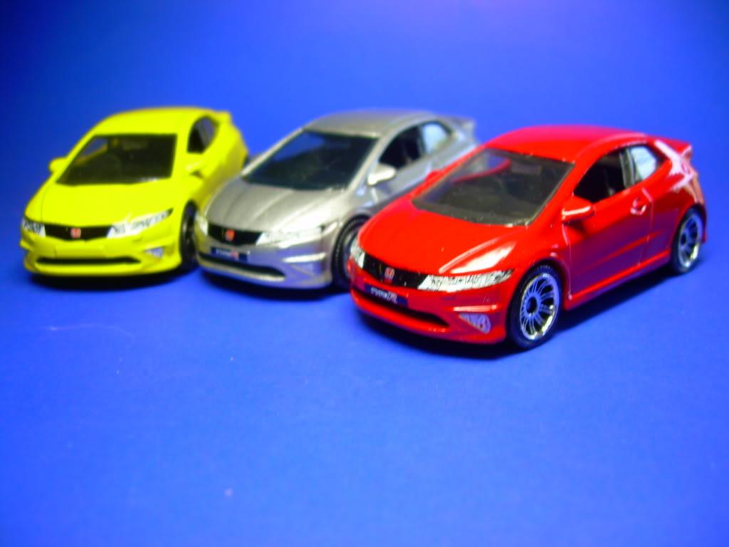 Honda Civic Type R y Mazda 2 DSCN1135