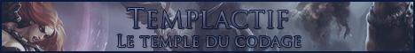 Templactif, le temple du codage