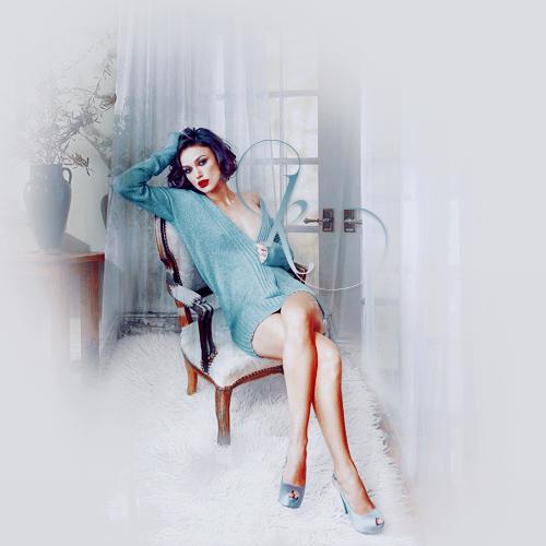 Chall #500 - Blend - Keira Knightley Condición Keira