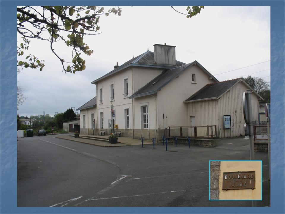 Ligne de Quimperlé-Pont-Aven-Concarneau (1903-1908-1909-1936) 1-Quimperl-Bddelagare