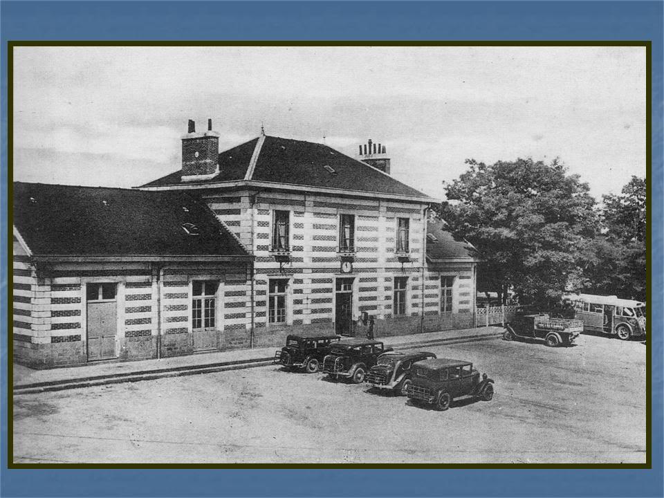 Ligne de Quimperlé-Pont-Aven-Concarneau (1903-1908-1909-1936) 1-Quimperl