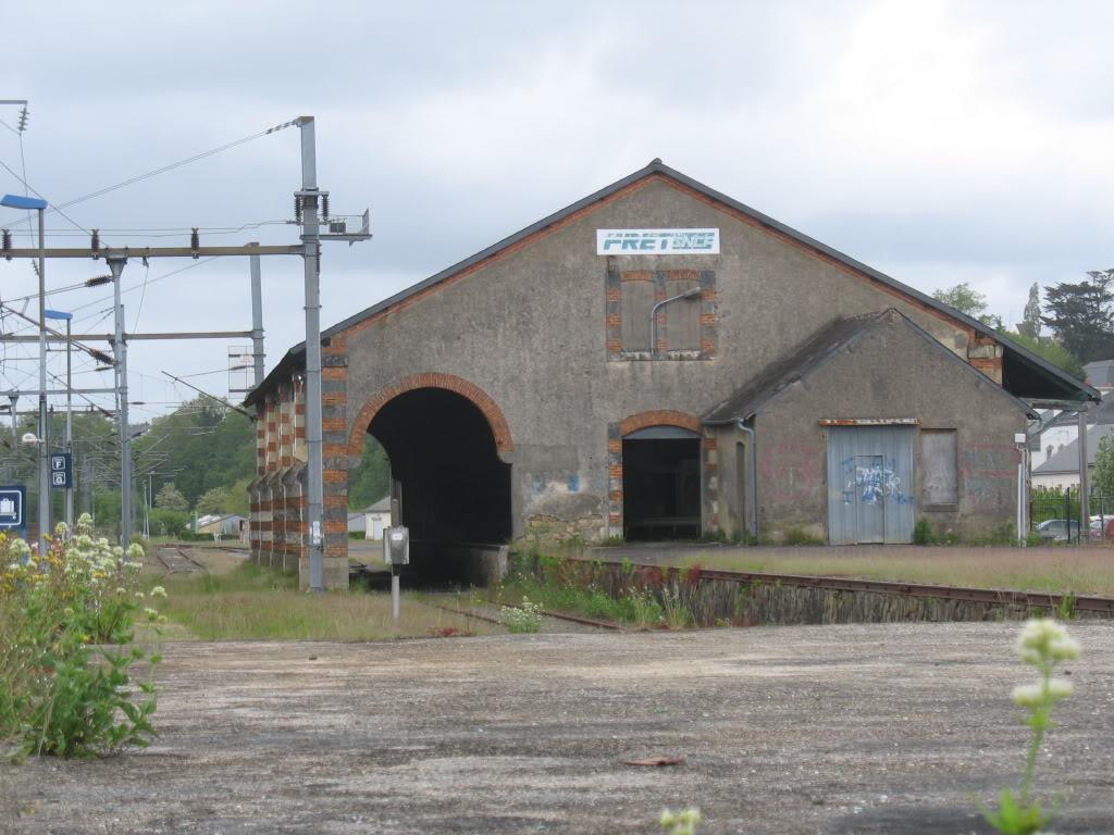 Ligne de Quimperlé-Pont-Aven-Concarneau (1903-1908-1909-1936) 1-Quimperlmai2012Hallemarchandises