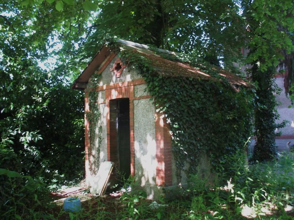 Ligne de La Chapelle sur Erdre - Blain - Beslé (1901-1910-1952) 10-ToilettesTreillires