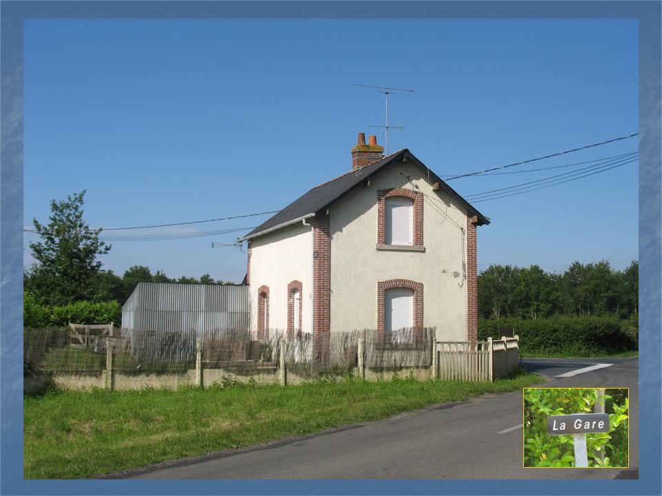 Ligne de La Chapelle sur Erdre - Blain - Beslé (1901-1910-1952) 11-PNRD326VigneuxgareHS