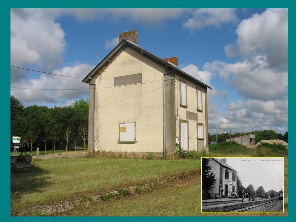 Ligne de St Hilaire de Chaléons à Paimboeuf de 1876 à nos jours 12-Avant-aprsChmrctquai