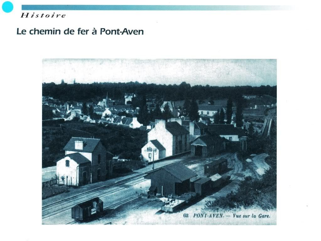 Ligne de Quimperlé-Pont-Aven-Concarneau (1903-1908-1909-1936) 13-BulletinmunicipaldePont-Avendu4metrimestre19962