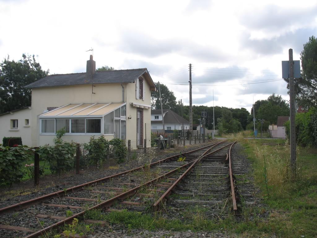 Ligne de St Hilaire de Chaléons à Paimboeuf de 1876 à nos jours 17-PN7vuedelagareChmrversPN6
