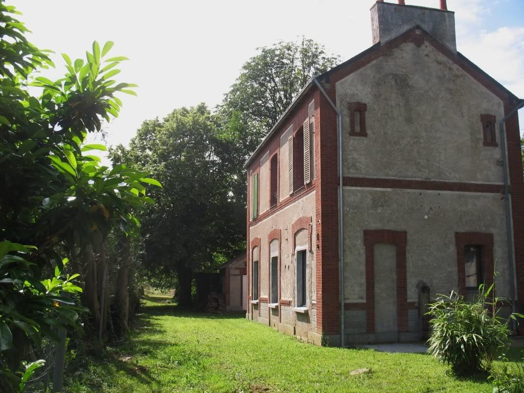 Ligne de La Chapelle sur Erdre - Blain - Beslé (1901-1910-1952) 19-FayctvoiesversBlain