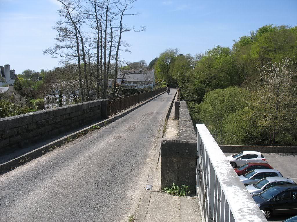 Ligne de Quimperlé-Pont-Aven-Concarneau (1903-1908-1909-1936) 20-PontAven