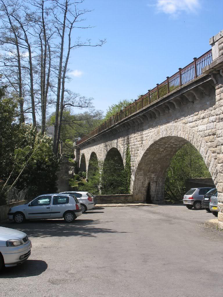Ligne de Quimperlé-Pont-Aven-Concarneau (1903-1908-1909-1936) 21-PontAven