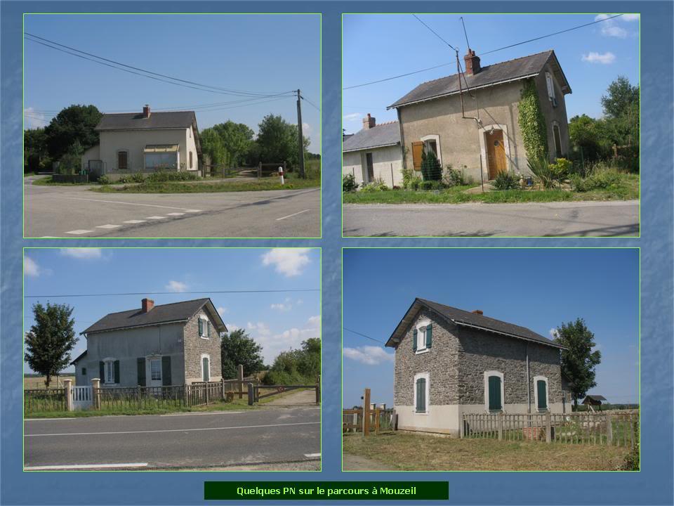 Ligne de Nantes - Segré (1185-1988) Voie Verte de Carquefou à St Mars la Jaille  22-QuelquesPNsurleparcourscommunedeMouzeil