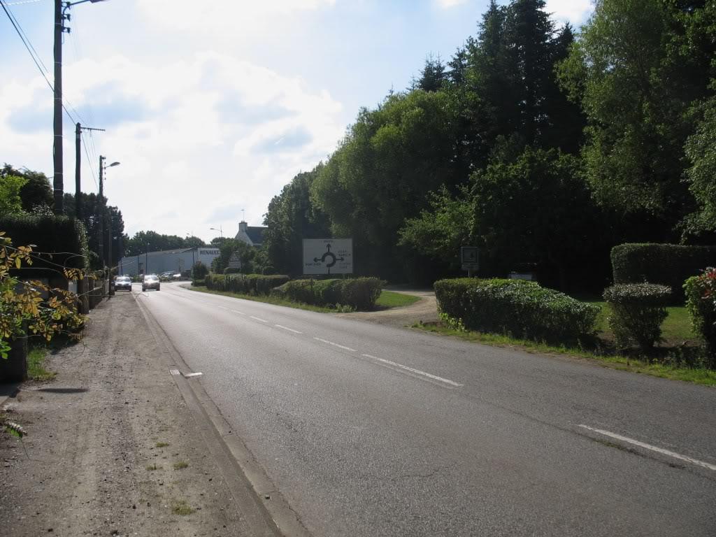 Ligne de Quimperlé-Pont-Aven-Concarneau (1903-1908-1909-1936) 25-Nevez