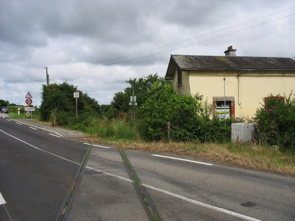 Ligne de St Hilaire de Chaléons à Paimboeuf de 1876 à nos jours 28-PN21LaSicaudais