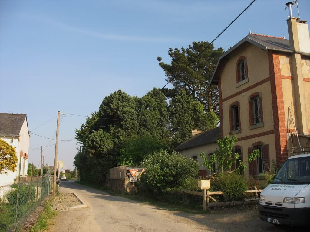 Ligne de Quimperlé-Pont-Aven-Concarneau (1903-1908-1909-1936) 3-avril20112