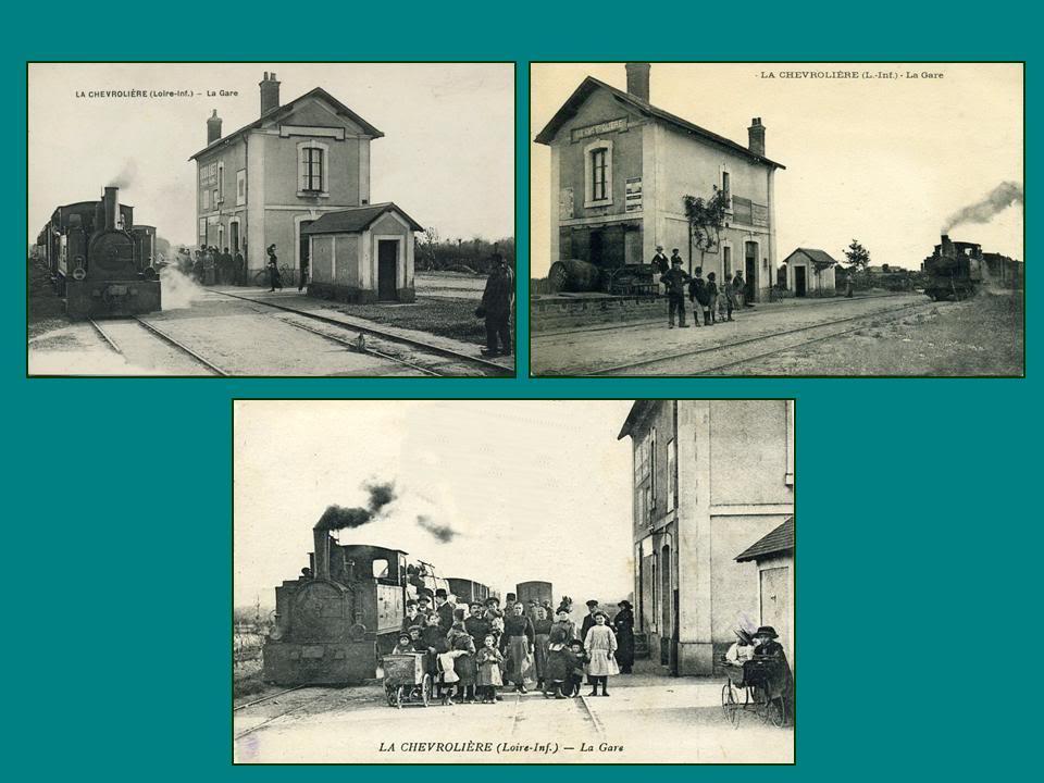 Ligne de Nantes-Legé de gare en gare (1893-1935) 30-LaChevrolire-1