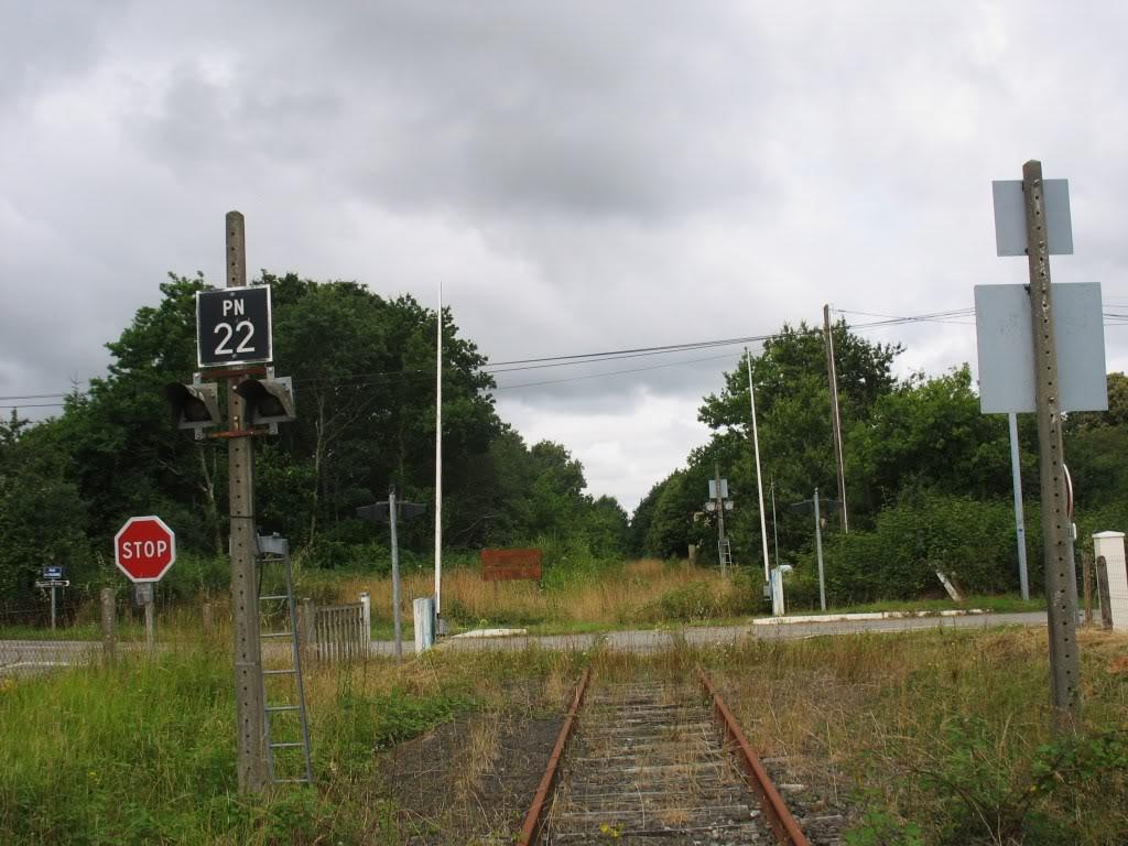 Ligne de St Hilaire de Chaléons à Paimboeuf de 1876 à nos jours 30-PN22-versLaSicaudais