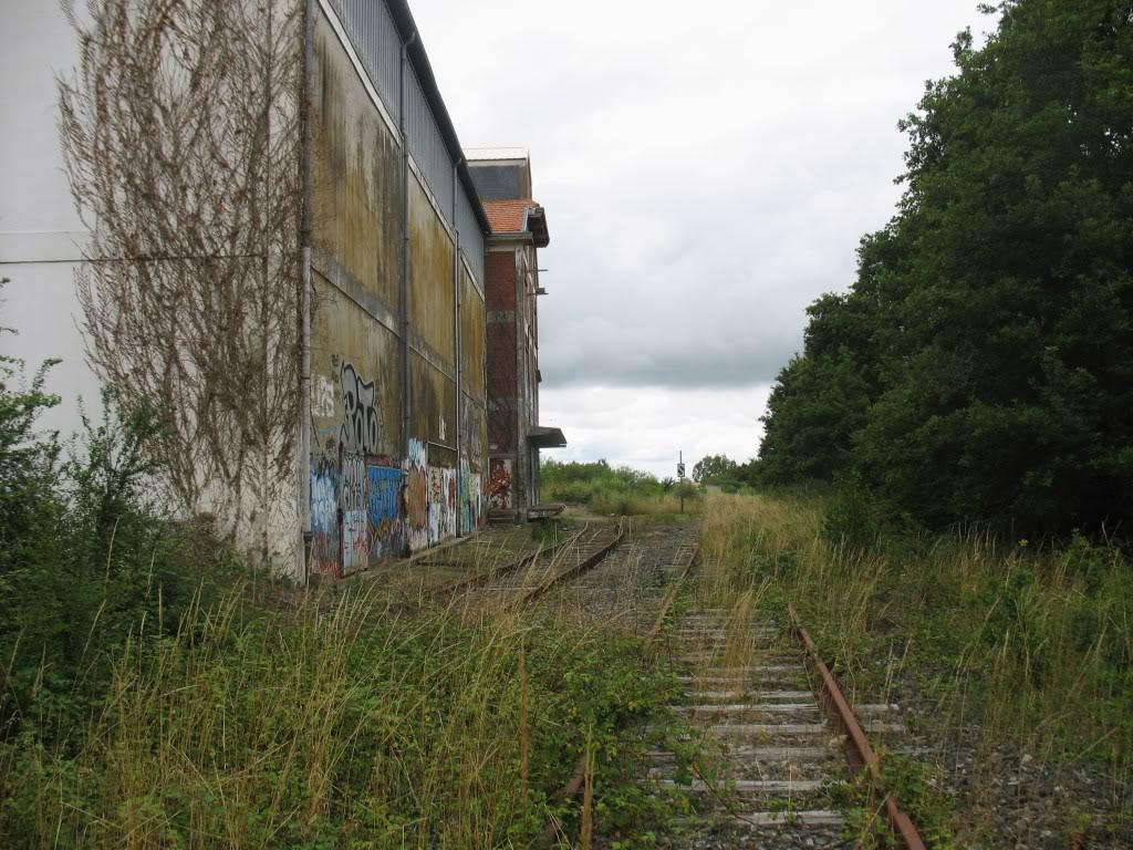 Ligne de St Hilaire de Chaléons à Paimboeuf de 1876 à nos jours 39-StPre-voiemarchandisescoop