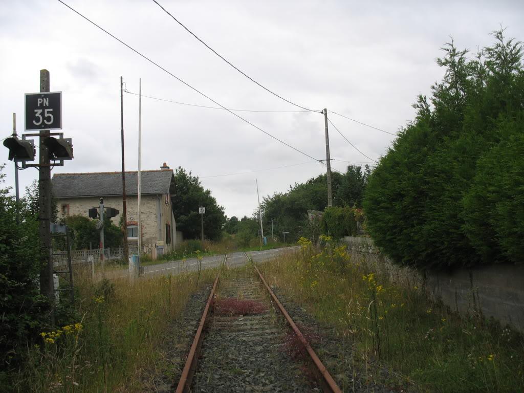 Ligne de St Hilaire de Chaléons à Paimboeuf de 1876 à nos jours 41-PN35surRD78StPre