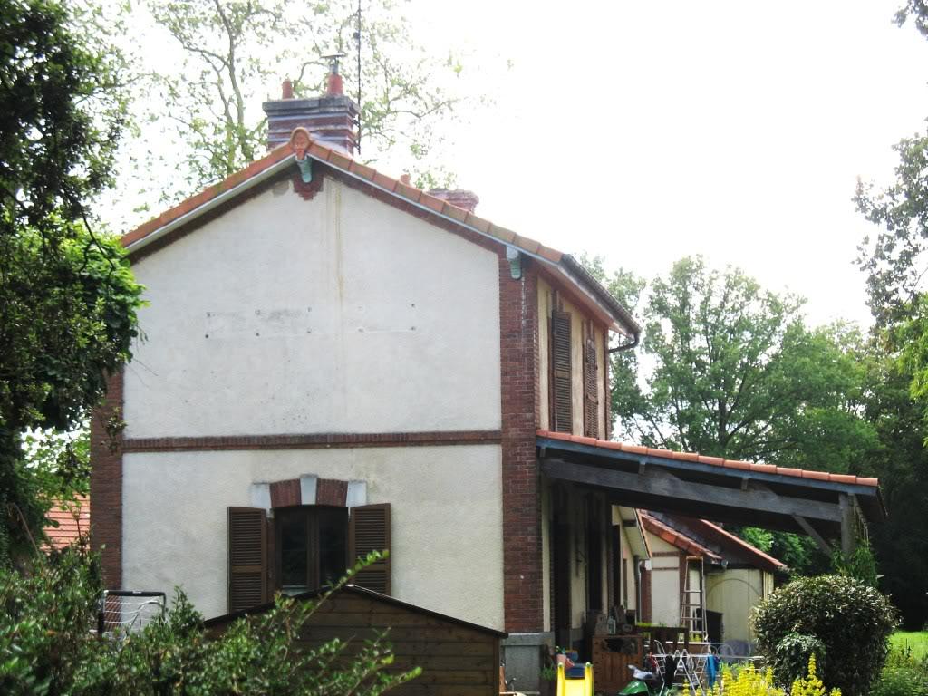 Ligne de La Chapelle sur Erdre - Blain - Beslé (1901-1910-1952) 41-TrefouxctvoiesversCoudray-Pless