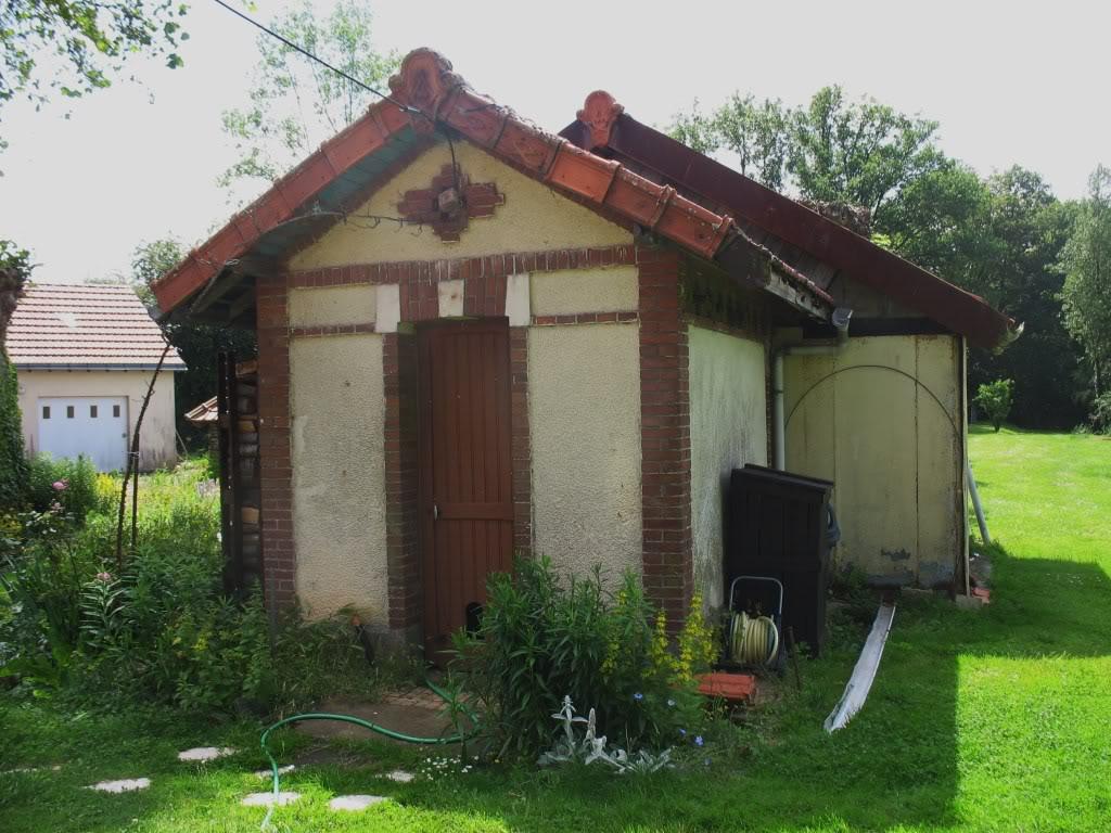 Ligne de La Chapelle sur Erdre - Blain - Beslé (1901-1910-1952) 43-Trefouxtoilettes