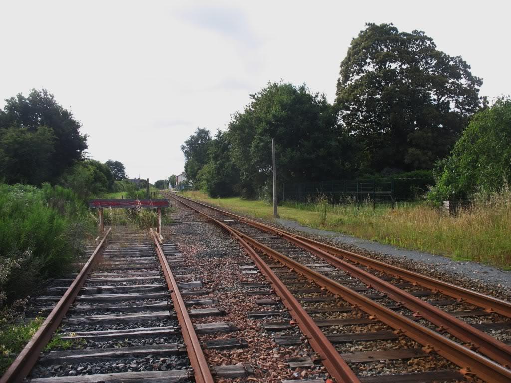 Ligne de St Hilaire de Chaléons à Paimboeuf de 1876 à nos jours 5-StHilairedeChalons-LaBifurcation