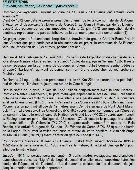 Ligne de Nantes-Legé de gare en gare (1893-1935) 54-Corcou-1
