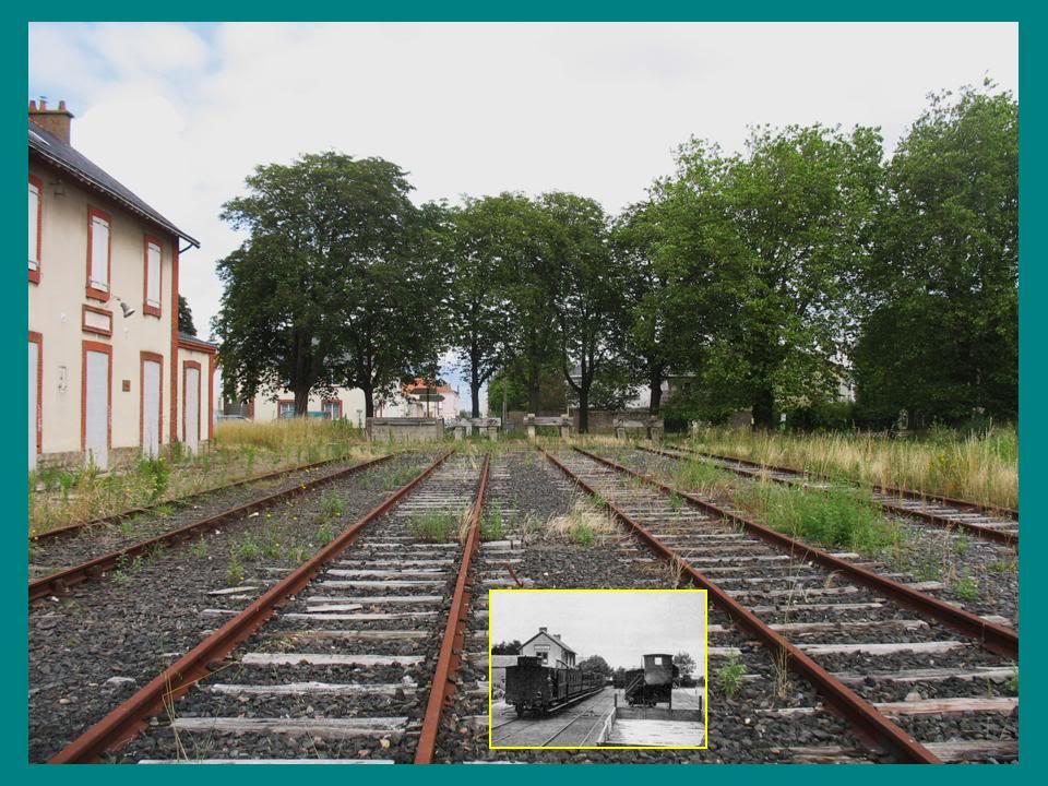 Ligne de St Hilaire de Chaléons à Paimboeuf de 1876 à nos jours 55-Avant-aprsLesvoiesPaimboeuf
