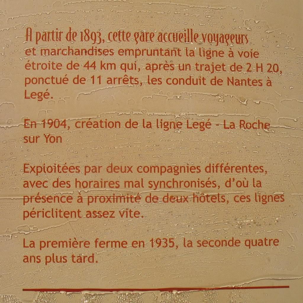 Ligne de Nantes-Legé de gare en gare (1893-1935) 66-Leg2-1