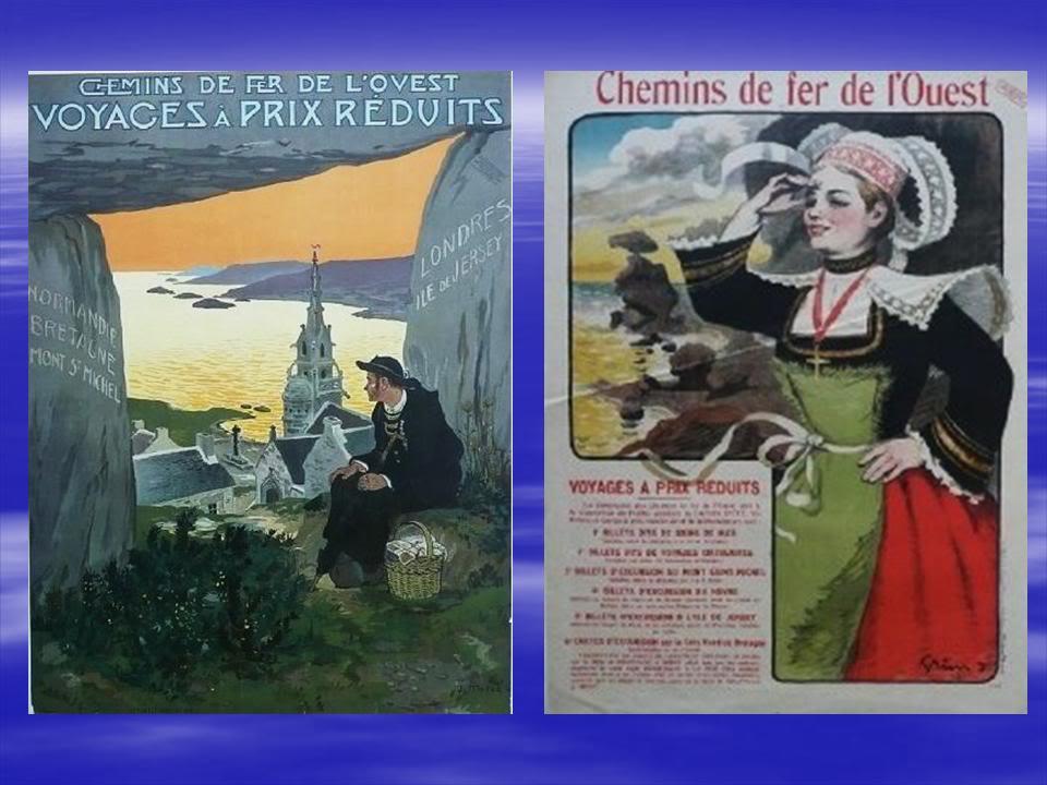Affiches Ferroviaires de Bretagne et de l'Ouest Diapositive11-4