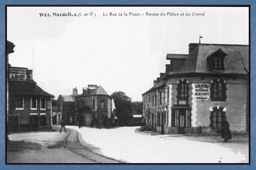 Le petit Tacot de Rennes à Plélan le Grand (1898-1948) Diapositive11-5