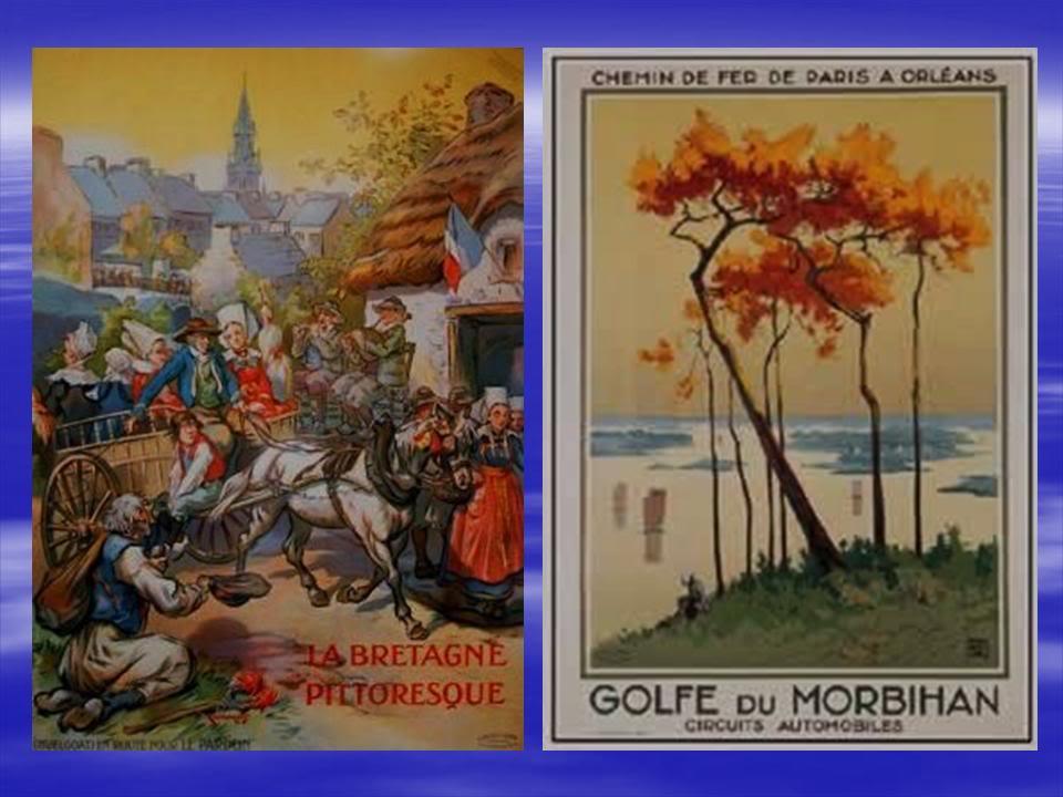 Affiches Ferroviaires de Bretagne et de l'Ouest Diapositive12-4
