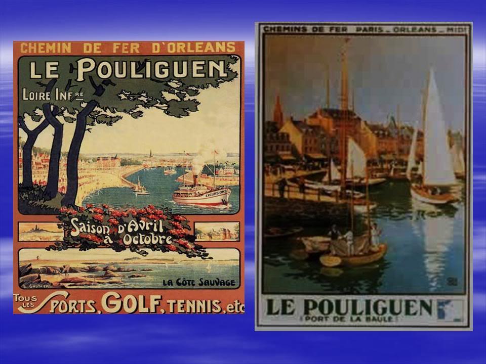 Affiches Ferroviaires de Bretagne et de l'Ouest Diapositive14-4