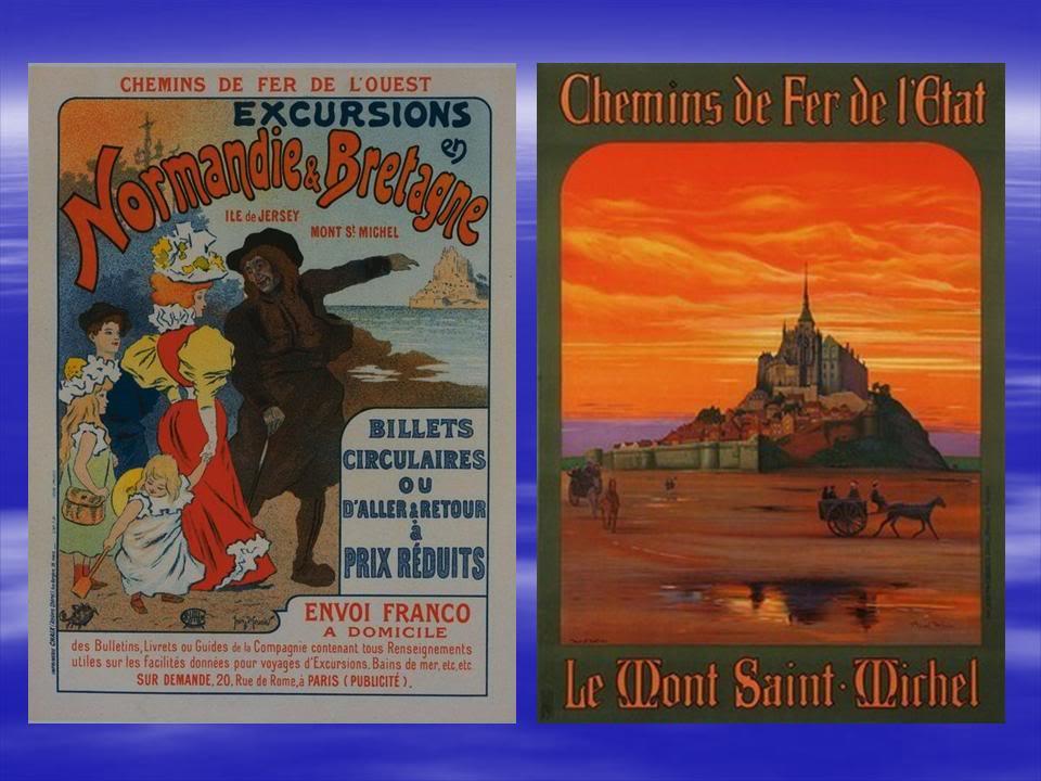 Affiches Ferroviaires de Bretagne et de l'Ouest Diapositive16-4