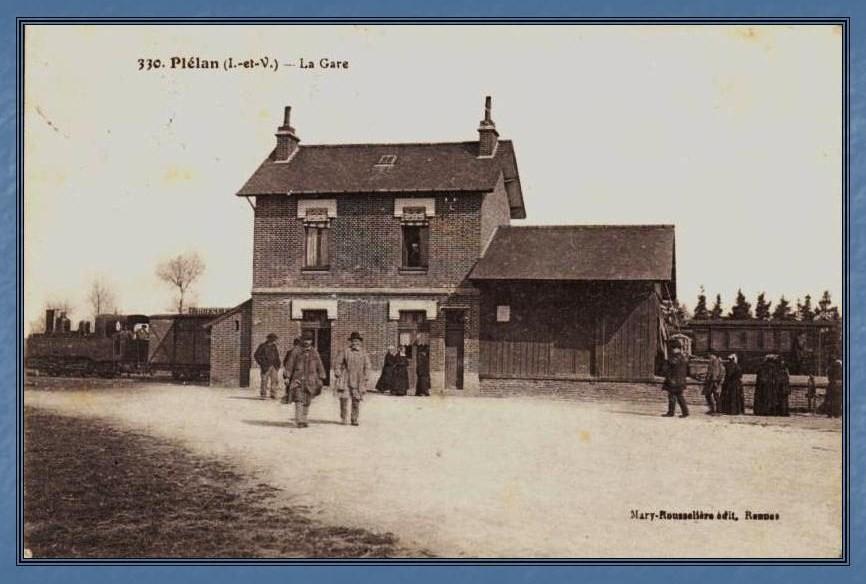 Le petit Tacot de Rennes à Plélan le Grand (1898-1948) Diapositive16-5