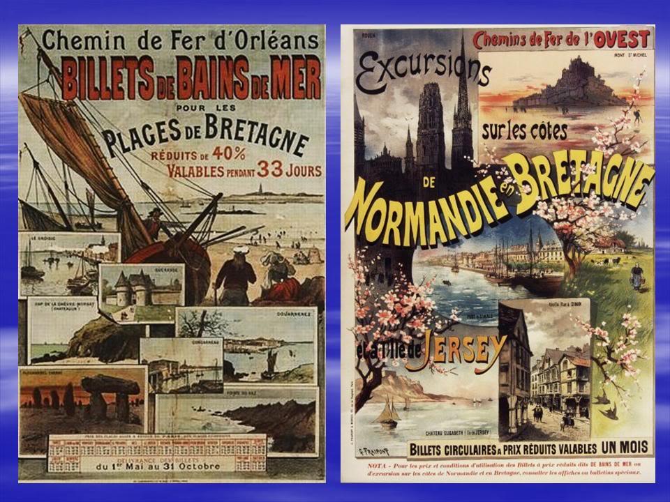 Affiches Ferroviaires de Bretagne et de l'Ouest Diapositive17-3