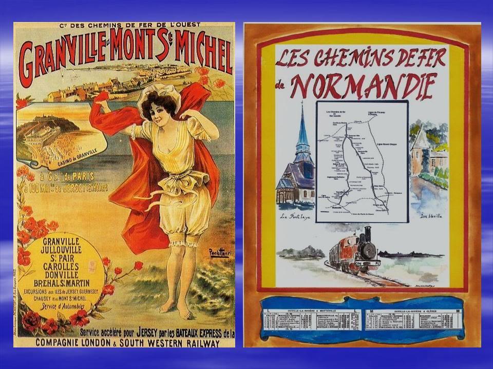 Affiches Ferroviaires de Bretagne et de l'Ouest Diapositive18-4