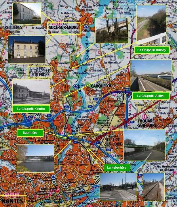 Nantes-Châteaubriant Inventaire des gares existantes en mars 2011 Diapositive2-5