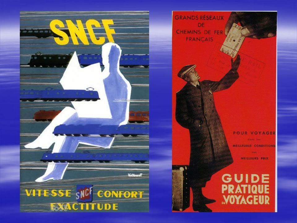 Affiches Ferroviaires de Bretagne et de l'Ouest Diapositive42-1
