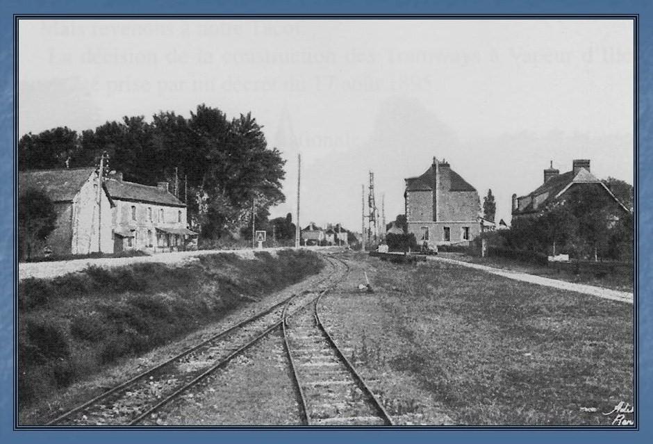 Le petit Tacot de Rennes à Plélan le Grand (1898-1948) Diapositive5-7