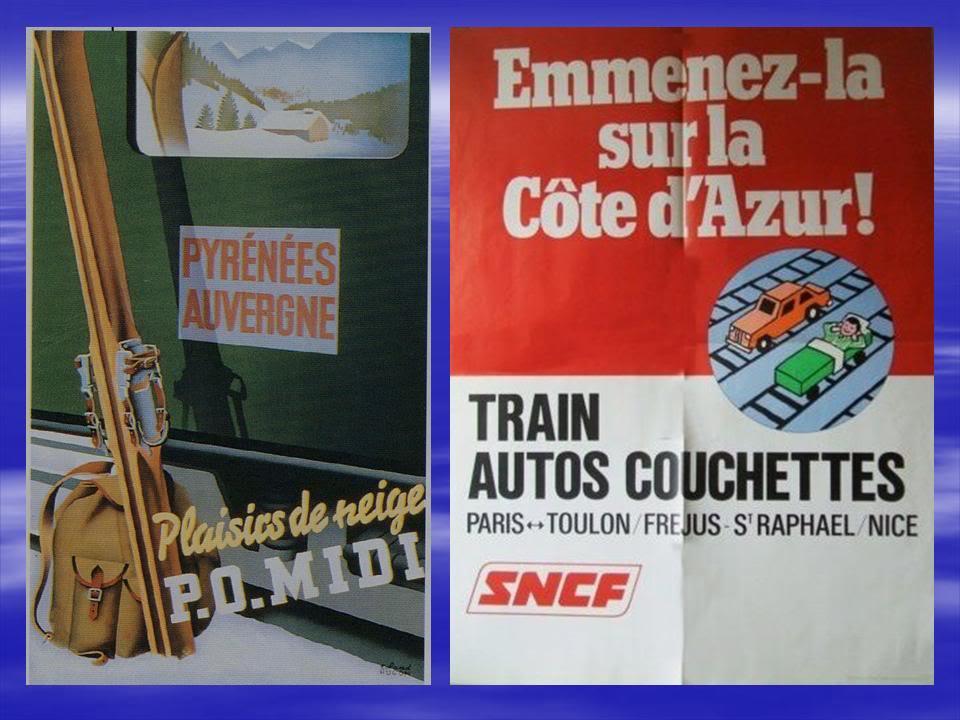 Affiches Ferroviaires de Bretagne et de l'Ouest Diapositive62