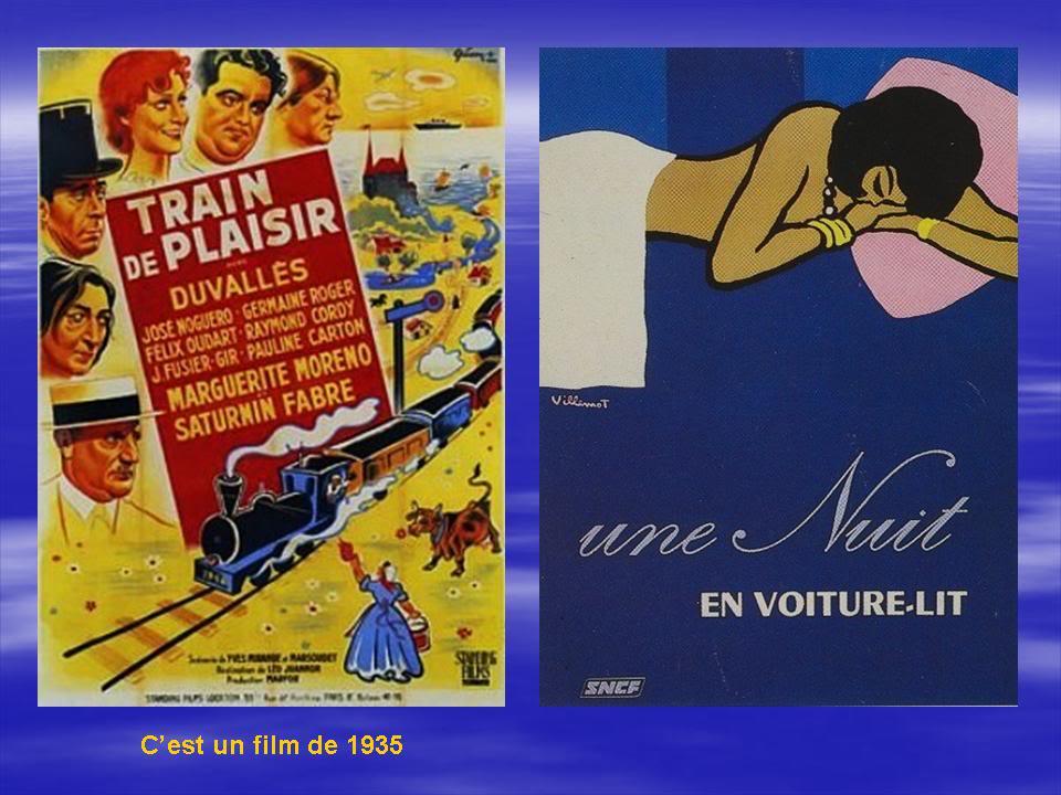 Affiches Ferroviaires de Bretagne et de l'Ouest Diapositive72
