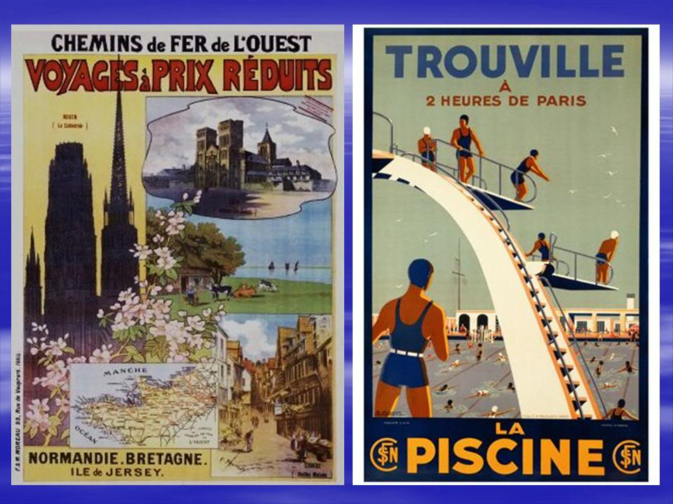 Affiches Ferroviaires de Bretagne et de l'Ouest Diapositive8-3
