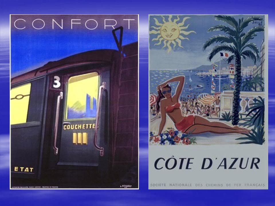 Affiches Ferroviaires de Bretagne et de l'Ouest Diapositive82