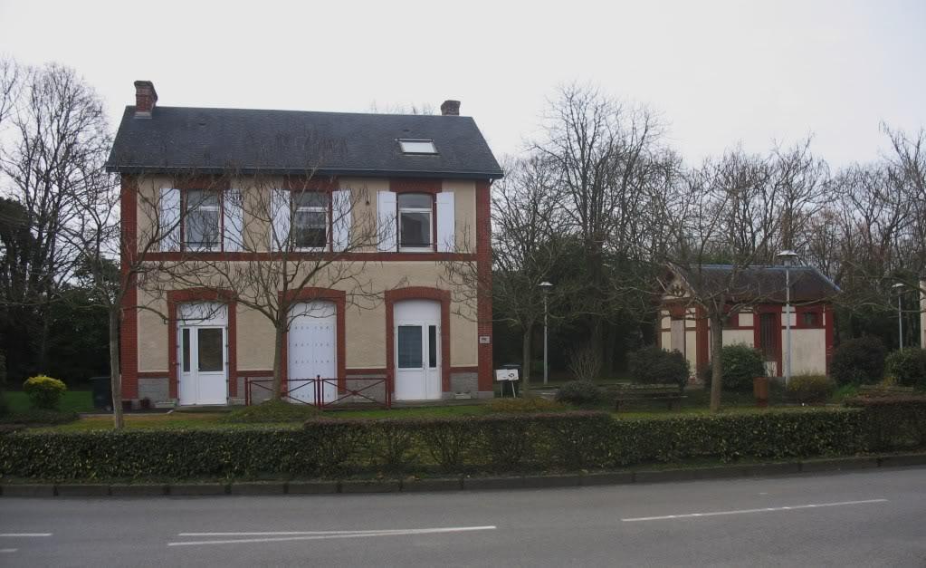 La gare de Bain de Bretagne Ligne de Châteaubriant-Messac-Ploermel IMG_7184