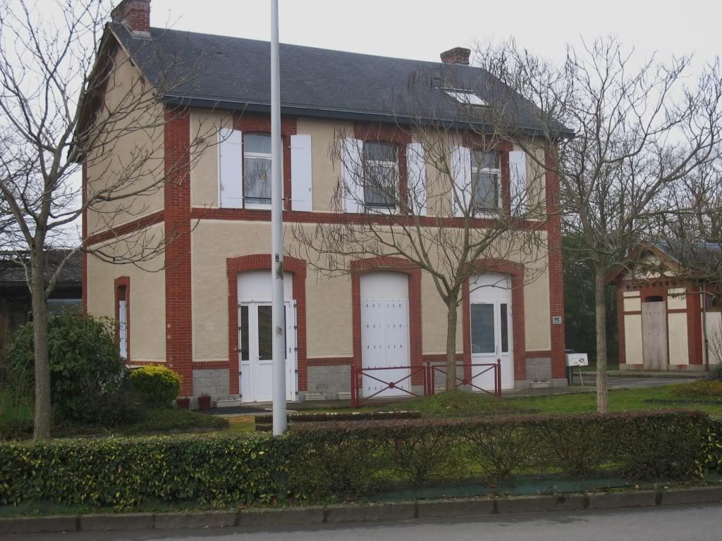 La gare de Bain de Bretagne Ligne de Châteaubriant-Messac-Ploermel IMG_7185
