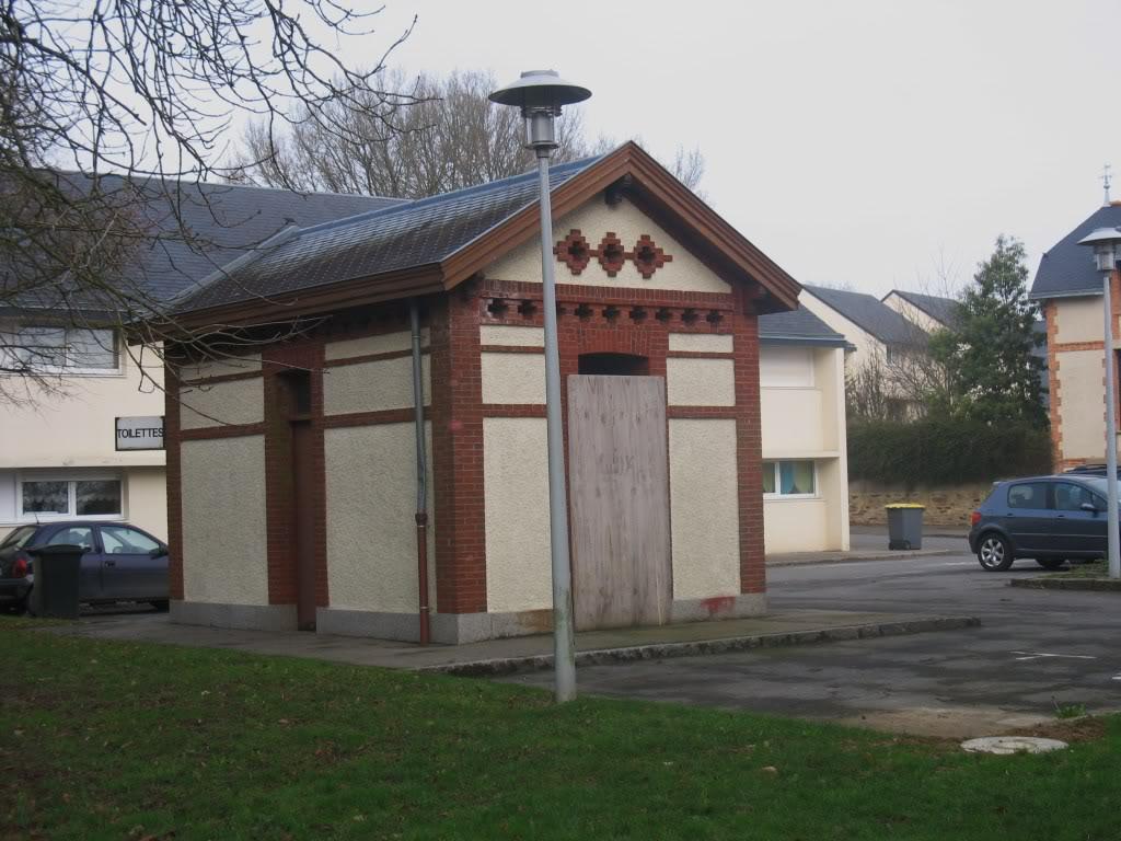 La gare de Bain de Bretagne Ligne de Châteaubriant-Messac-Ploermel IMG_7188