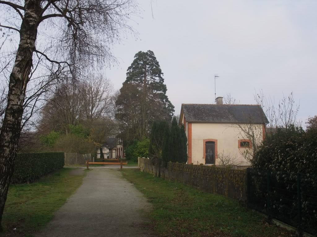 La gare de Bain de Bretagne Ligne de Châteaubriant-Messac-Ploermel IMG_7190