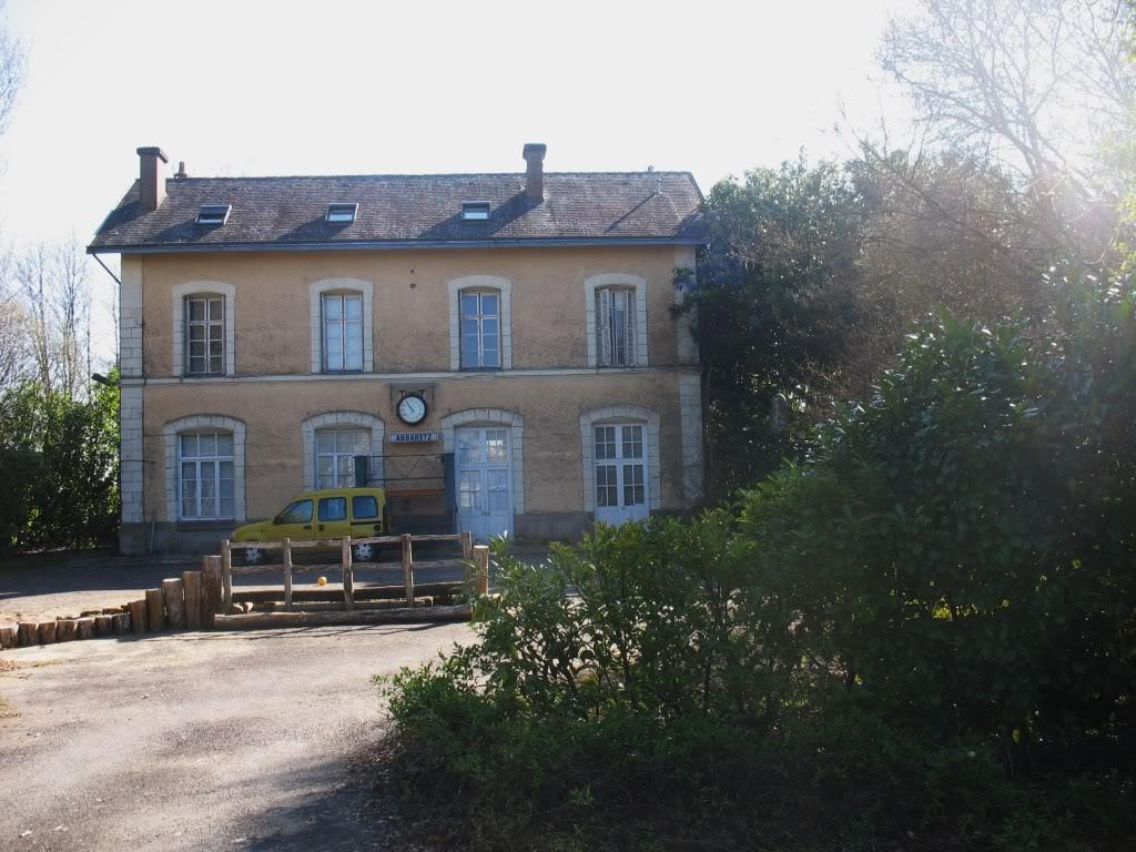 Nantes-Châteaubriant Inventaire des gares existantes en mars 2011 IMG_7406